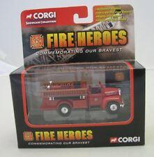 Corgi Heroes Fire Engine Fire Vehicle Mack B Open Pumper Lexington. CS90055