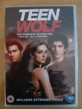 TEEN WOLF Saison 1 Dylan O'Brien Import UK Piste Française  DVD NEUF sous Cello