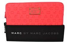 "Marc by Marc Jacobs 11"" Highlighter Flamingo Neoprene Foam Laptop Case/Sleeve"