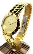 Orologio Gucci mod. 3300 GOLD PLATED - 3300.2.M - 33 mm - nuovo mai indossato