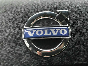 Volvo Steering Wheel Sticker Emblem for Airbag | V70 S80 XC60 XC70 | 35x8mm