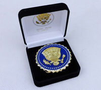 US Presidential Service Metal Badge Pin Insignia With Box-US194