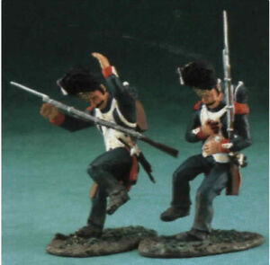 Britains 17298 Napoleonic Wars French Infantry Casualties Set In 54mm Scale New