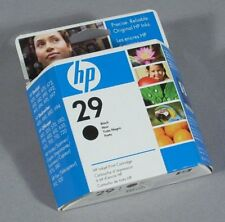 NEW HP 29 BLACK INK CARTRIDGE 51629A FOR HP DESKWRITER 600 EXPIRE 01/2009