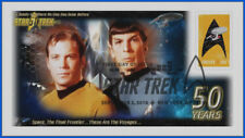Star Trek... Celebrating 50 Years... First Day Cover (FDC) 2016 #009