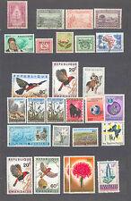 Briefmarken Ruanda - Urundi