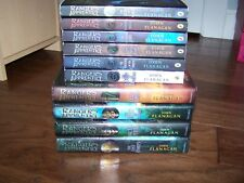 RANGER'S APPRENTICE SET OF BOOKS 1-9 W/ LOST STORIES JOHN FLANAGAN!!!