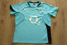 IRFU Ireland Union Rugby Shirt Jersey Camiseta Maglia PUMA Size XL