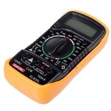 Digital Voltmeter Ammeter Ohmmeter Multimeter Volt AC DC Tester Meter XL-830L BA