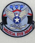 USAF Air Force Patch: 123rd Combat Support Group