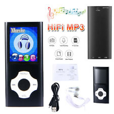 64GB Portable Aluminum Music MP4 Media MP3 Player Lossless Sound Recorder