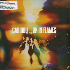Caribou - Up En Flames (Ltd Noir 1LP Vinyle + CD) BAY26V, Feuille