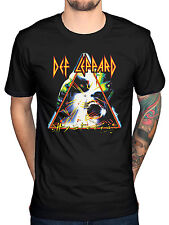 Official Def Leppard Hysteria T-Shirt Joe Elliott Pyromania Euphoria New Merch