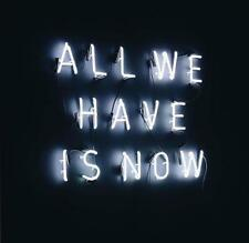 NEW ALL WE HAVE IS NOW  Acrylic Wall Decor Handmade Visual Artwork Light sign