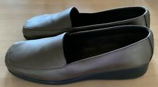 CLARKS CUSHION SOFT SIZE 6 BROWN SHOES NEW