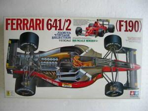 Tamiya 1/12 Ferrari 641/2 Big Scale Series Item 12027 Car Model kit