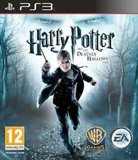 Harry Potter and the Deathly Hallows-Parte 1 (PS3), Bueno PlayStation 3 video Ga