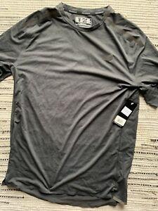 New Balance Precision Run Running Shirt - Men's Medium ~ $90.00 MT71204 Black