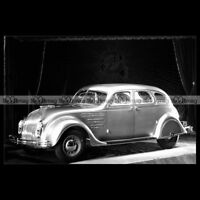 #pha.001094 Photo CHRYSLER AIRFLOW SEDAN Auto Car