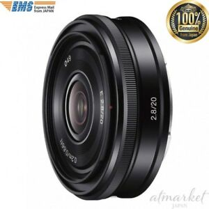Sony SEL20F28 Single Focus Lens And 20 mm F 2.8 for Sony and mount JAPAN