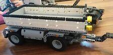 Bauanleitung instruction 8052 42043 Anhänger  Eigenbau Unikat Moc Lego Technic