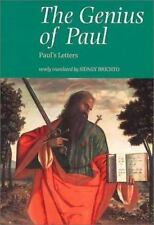 The Genius of Paul: Paul's Letters (The People's Bible)-ExLibrary