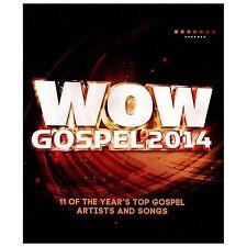 Wow Gospel 2014 DVD, Various, n/a