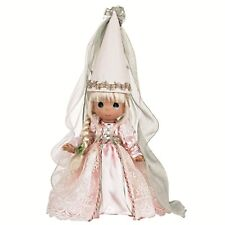 Precious Moments Princess Tangled Rapunzel Vinyl Doll by Linda Rick NEW # 2176