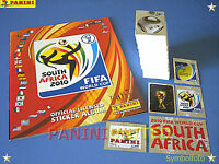 Panini★WM 2010 WC 10 World Cup★complete set/Komplettsatz + empty album/Leeralbum