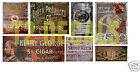 N Scale Ghost Sign Decals #40- Weather Your Buildings & Structures!