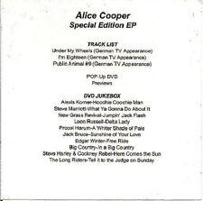 Alice Cooper EP Sampler - Classic Pictures- ETV DVD