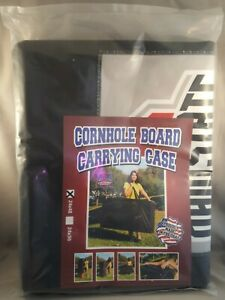 Victory Tailgate Premium Cornhole Game Boards Carry Case Bags Ohio State Buckeye