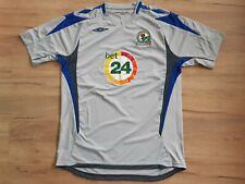 BLACKBURN! train shirt jersey trikot camiseta maglia kit! 6/6 ! L adult@