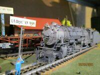 Kadee échelle ho locomotive Rio Grande type 482 et son tender