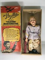 Vintage Hazelle's Airplane Controlled Marionette Prince Charming
