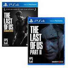 The Last of Us Parts 1 & 2 Bundle - PlayStation 4
