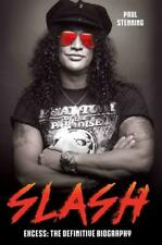 Slash, Paul Stenning, New, Book