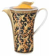 Versace by Rosenthal  - Barocco Coffee Pot 3 (2 pc) - NOS MINT