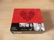 5 CD BOX NON PLUS ULTRA Love canzoni: F R David Eric Carmen Ricky Martin il gazebo