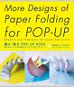 YOSHIDA, M-MORE DESIGNS OF PAPER FOLDING FOR BOOK NUOVO