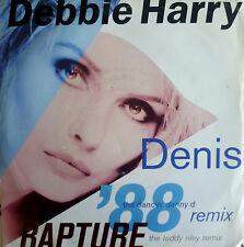 """7""""1988 REMIX US-PRESS VG++ DEBBIE HARRY (BLONDIE) Denis"""