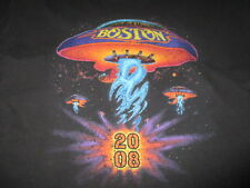2008 BOSTON Band Concert Tour (LG) T-Shirt TOM SCHOLTZ GARY PHIL