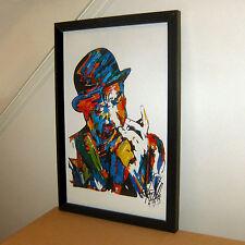 Sonny Boy Williamson Harmonica Singer Blues Music Print Poster Wall Art 11x17