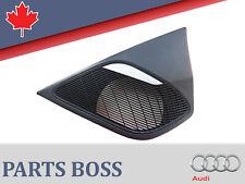 Audi R8 OEM Speaker Cover Leather Left 4S1868091CMDU