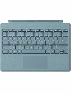 Microsoft Signature Type Cover Keyboard/Cover Case for Tablet - Aqua  FFP-00061