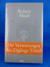 Die Verwirrungen des Zöglings Törleß von Robert Musil / gebundene Ausgabe