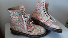 Dr Martens Doc Martens Air Wair Floral Boots - Size 6