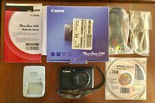 Cámara digital Canon Powershot S95 10.0 Mega píxeles d Batería/Cargador/Cable USB Tarjeta De +16 GB