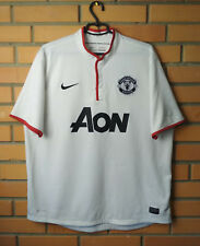 Manchester United Away football shirt 2012 - 2014 Size XL  jersey soccer Nike