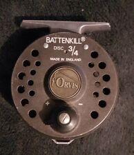 MOULINET ORVIS BATTENKILL DISC 3/4. MADE IN ENGLAND. T.B.ETAT